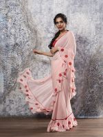 Bright Playful Saree